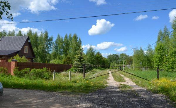 Участок 15 соток в деревне Козино Волоколамского района